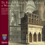 The Feast of St. Edward CD
