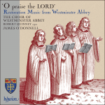 'O Praise the Lord' CD