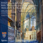 Finzi, Bax & Ireland: Choral Music CD