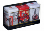 Bus and London Landmarks Tea Gift Set