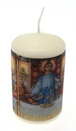 High Altar Mini Pillar Candle