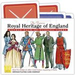 Royal Heritage Two Pack of Playing Cards