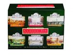 Set of Six English Teas Selection