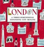 London 3D Fold-out Book By Sarah McMenemy