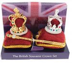Three Piece Miniature Crown Collection