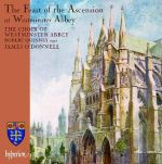 The Feast of the Ascension at Westminster Abbey CD