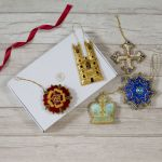 Westminster Abbey Treasures Letterbox Gift
