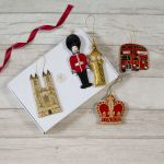 London Decorations Letterbox Gift
