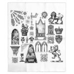 Westminster Abbey Architecture Lens Cloth