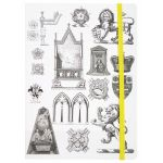 Westminster Abbey Architecture Notebook