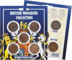 British Monarchs Coin Set