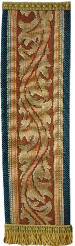 William Morris Tapestry Bookmark