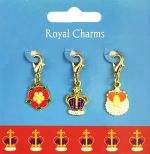 Westminster Abbey Kings & Queens Royal Charms