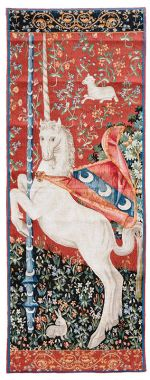 Cluny Unicorn Tapestry