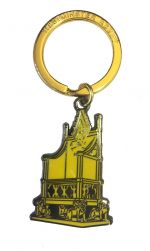 Coronation Chair Keyring