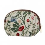 Morning Garden Cosmetic Bag