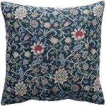 Blue Evenlode Large Tapestry Cushion Cover