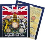George VI Coin Set