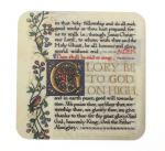 Glory to God Missal Coaster