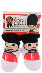 Guardsman Bootie Socks