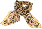 High Altar Mosaic Scarf Silk