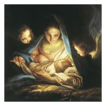 Holy Night Christmas Card Pack