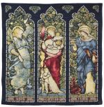 Hope, Faith & Charity Tapestry