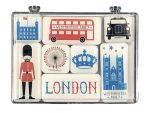 Westminster Abbey London Icon Magnet Set