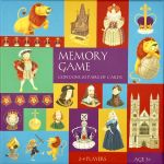 Westminster Abbey Kings & Queens Memory Game