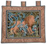 Lion from the Forest Tapestry