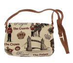 London Guards Tapestry Body Bag