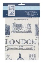 London Heritage Tea Towel