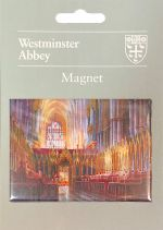 The Quire Looking West by Alexander Creswell Magnet