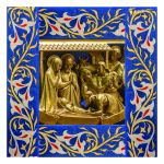 Westminster Abbey Nativity Personalised Card