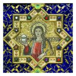Mary Magdalene Personalised Card