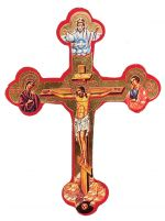 Byzantine Icon Cross Small