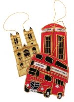 Westminster Abbey Mini Decoration Set