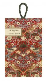 William Morris Strawberry Thief Scented Sachet