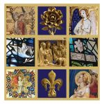 Nine Views of Westminster Abbey Personalised Christmas Cards
