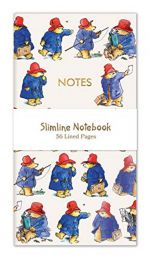 Paddington Bear Slimline Notebook