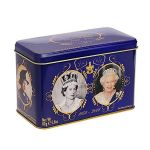 Elizabeth II Tea Tin with 40 Tea Bags