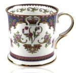 Queen Victoria China Tankard