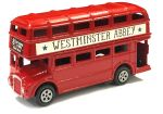 Red Routemaster Bus Sharpener