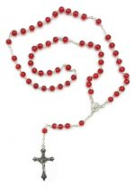Rosary Glass Beads