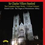 This is the final volume of Priory's complete survey of Stanford's organ music and this is the first time that his complete organ works have been recorded. As with the previous volumes Daniel Cook is the organist and plays the grand instrument in Westmins