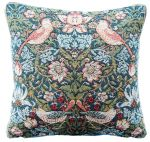 Strawberry Thief Small Tapestry Cushion Cover