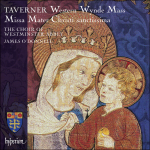 Taverner Masses