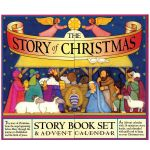 The Story of Christmas Story Book Set