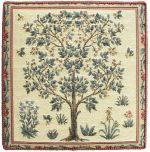 Tree of Life Small Tapestry Plaque