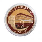 Westminster Abbey Bus Medal